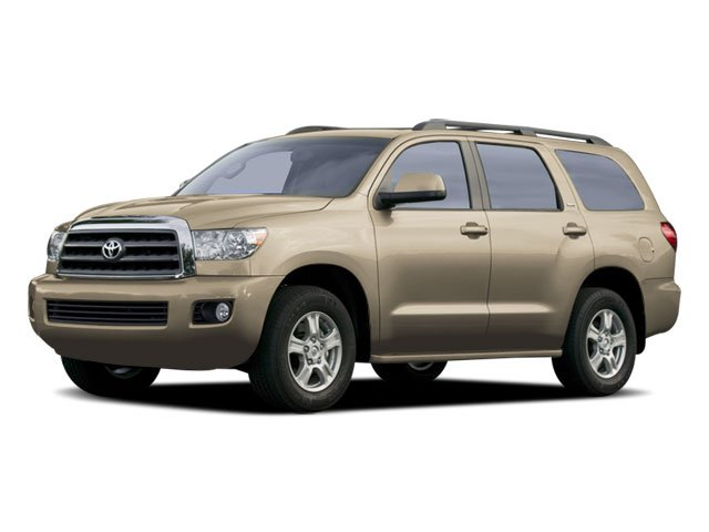 2009 Toyota Sequoia SR5 LockingLimited Slip Differential Rear Wheel Drive Power Steering 4-Whee