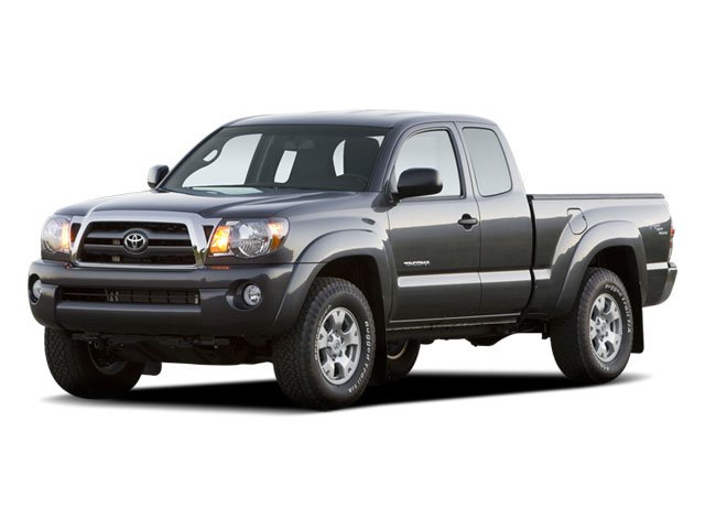 2009 Toyota Tacoma TACOMA 4X4 LockingLimited Slip Differential Four Wheel Drive Power Steering