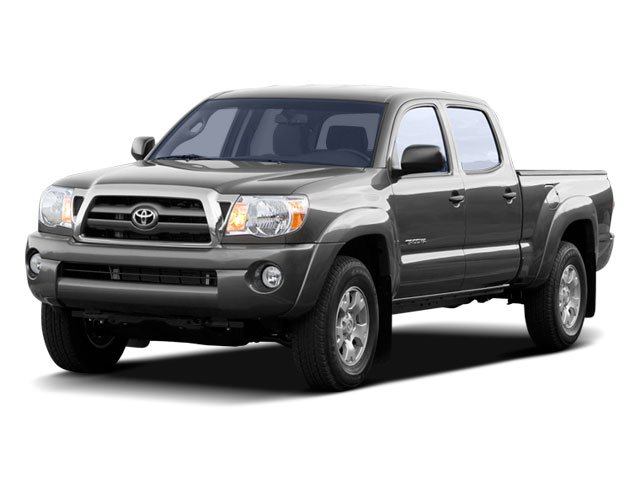 2009 Toyota Tacoma Double Cab V6 Automatic LockingLimited Slip Differential Four Wheel Drive Po