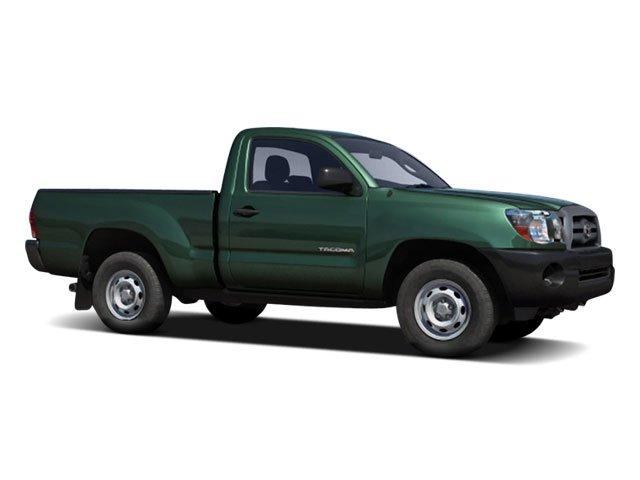 2009 Toyota Tacoma REG CAB 2WD AT LockingLimited Slip Differential Rear Wheel Drive Power Steeri