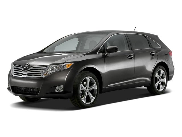 2009 Toyota Venza WAGON Front Wheel Drive Power Steering 4-Wheel Disc Brakes Aluminum Wheels Ti