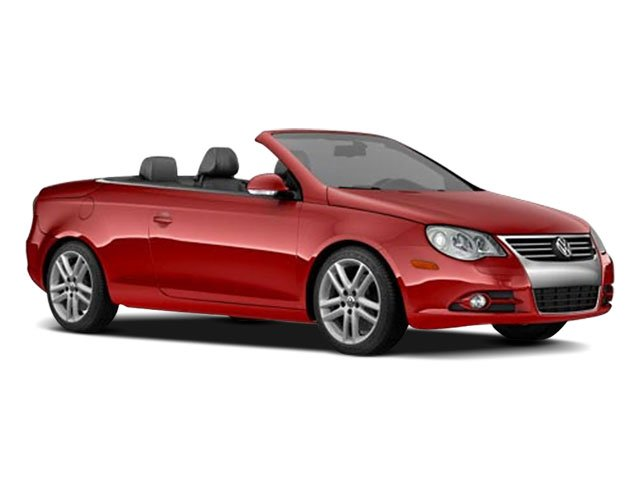 2009 Volkswagen Eos Lux Turbocharged Front Wheel Drive Power Steering 4-Wheel Disc Brakes Alumi