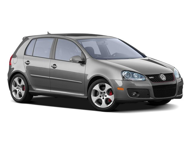 2009 Volkswagen GTI 4-Door Turbocharged Traction Control Brake Actuated Limited Slip Differential
