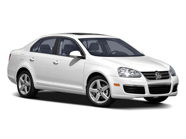 2009 Volkswagen Jetta Sedan Wolfsburg Turbocharged Traction Control Brake Actuated Limited Slip D