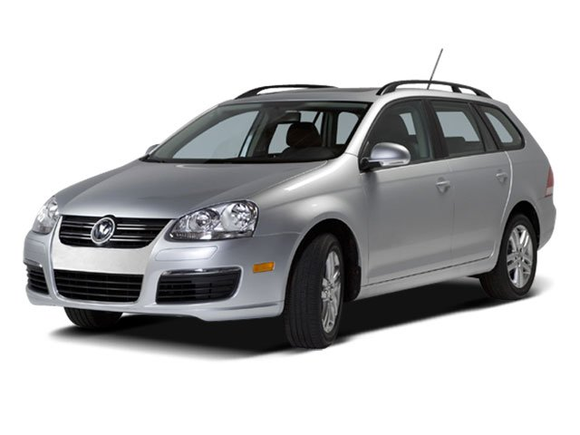 2009 Volkswagen Jetta SportWagen TDI Turbocharged Traction Control Front Wheel Drive Power Steer