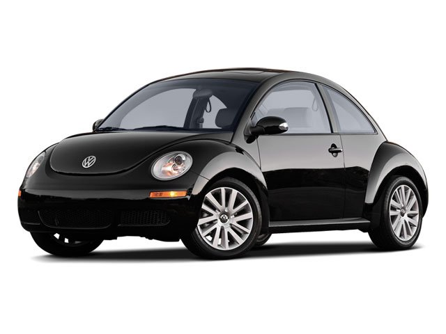 2009 Volkswagen New Beetle Coupe S Traction Control Front Wheel Drive Power Steering 4-Wheel Dis