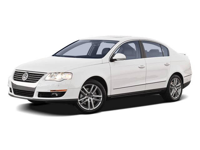 2009 Volkswagen Passat Sedan Komfort Turbocharged Traction Control Front Wheel Drive Power Steer