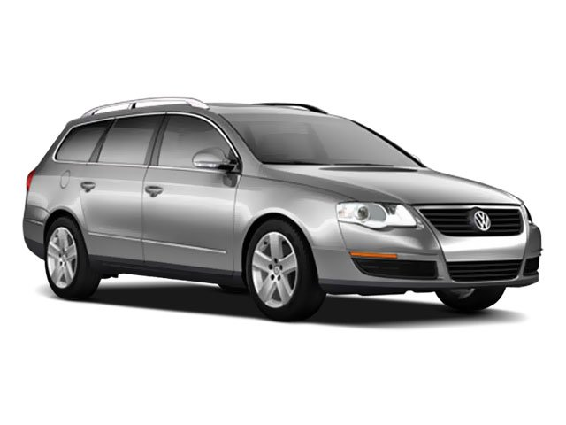 2009 Volkswagen Passat Wagon Komfort Turbocharged Traction Control Front Wheel Drive Power Steer
