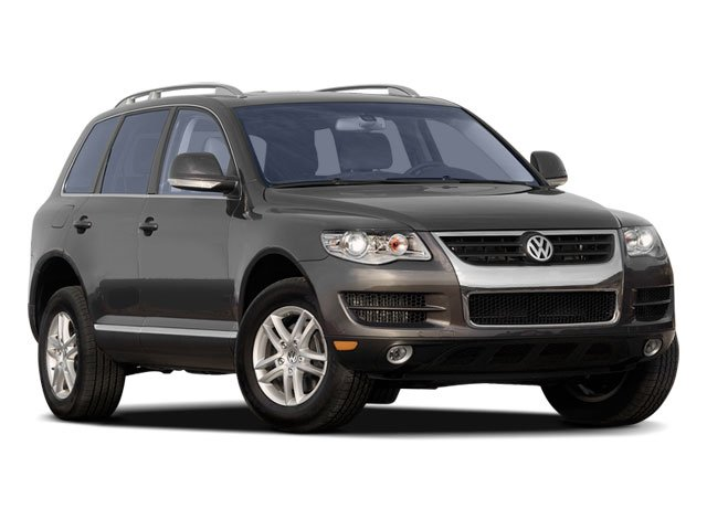 2009 Volkswagen Touareg 2 VR6 Traction Control Four Wheel Drive Power Steering ABS 4-Wheel Disc