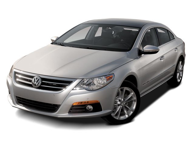 2009 Volkswagen CC Sport Turbocharged Front Wheel Drive Power Steering ABS 4-Wheel Disc Brakes