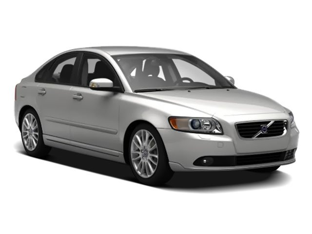 2009 Volvo S40 24L Front Wheel Drive Power Steering 4-Wheel Disc Brakes Aluminum Wheels Tires