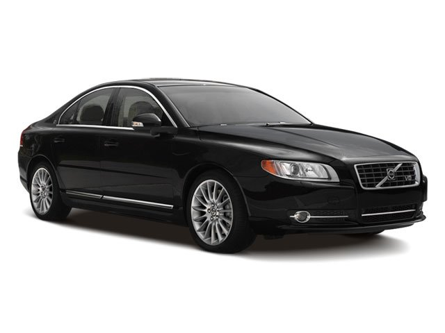 2009 Volvo S80 V8 All Wheel Drive Power Steering 4-Wheel Disc Brakes Aluminum Wheels Tires - Fr