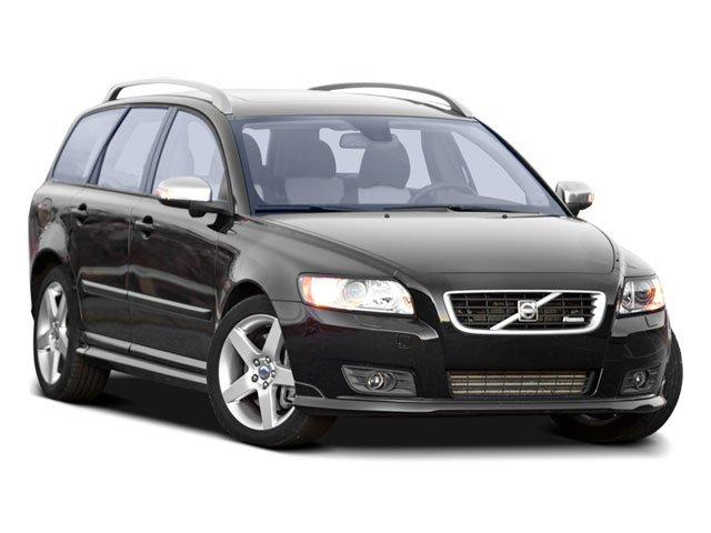 2009 Volvo V50 24L Front Wheel Drive Power Steering 4-Wheel Disc Brakes Aluminum Wheels Tires