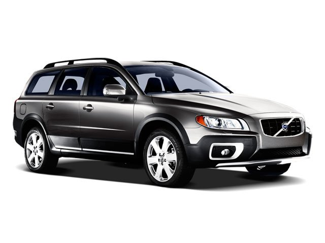 2009 Volvo XC70 32L All Wheel Drive Power Steering 4-Wheel Disc Brakes Aluminum Wheels Tires -