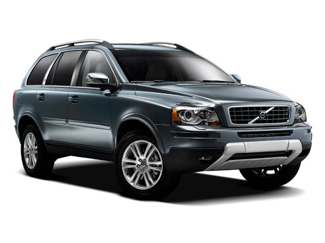 2009 Volvo XC90 V8 All Wheel Drive Air Suspension Power Steering 4-Wheel Disc Brakes Aluminum W