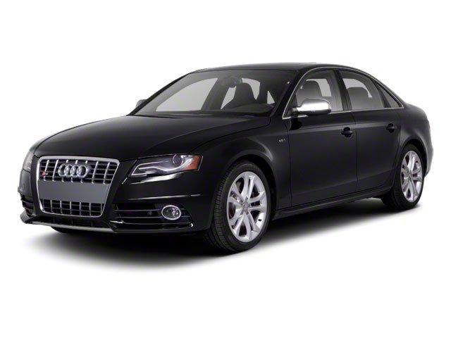 2010 Audi S4 Premium Plus Supercharged All Wheel Drive LockingLimited Slip Differential 4-Wheel