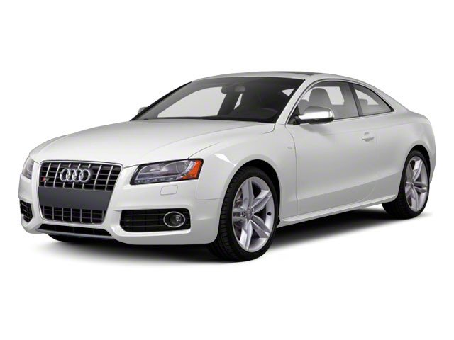 2010 Audi S5 Prestige All Wheel Drive Power Steering 4-Wheel Disc Brakes Tires - Front Performan