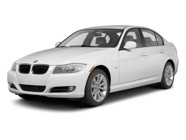 2010 BMW 3 Series 335d Turbocharged Rear Wheel Drive Power Steering ABS 4-Wheel Disc Brakes Br
