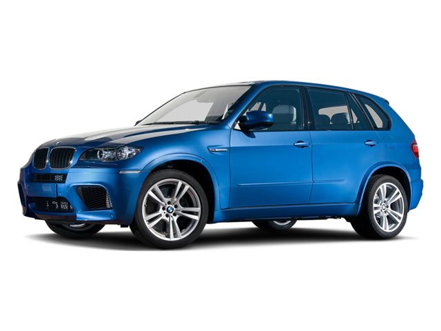 2010 BMW X5 M  Turbocharged All Wheel Drive Air Suspension Power Steering 4-Wheel Disc Brakes