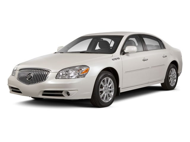 2010 Buick Lucerne CXL TRANSMISSION  4-SPEED AUTOMATIC  ENHANCED ELECTRONIC  STD Multi-Zone AC