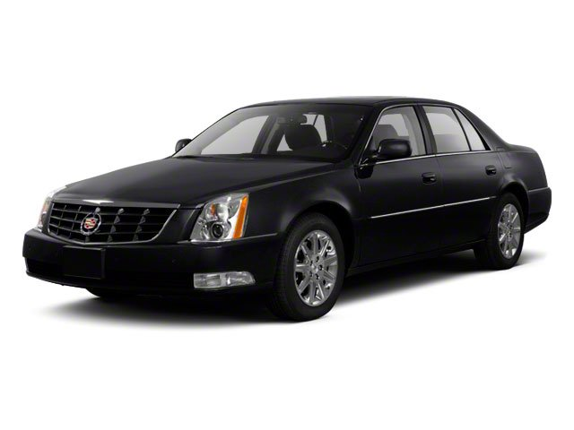 2010 Cadillac DTS w1SA Front Wheel Drive Air Suspension Power Steering ABS 4-Wheel Disc Brakes