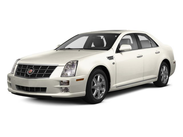 2010 Cadillac STS 4dr Sedan V6 RWD w1SC Sedan Power Steering ABS 4-Wheel Disc Brakes Aluminum W