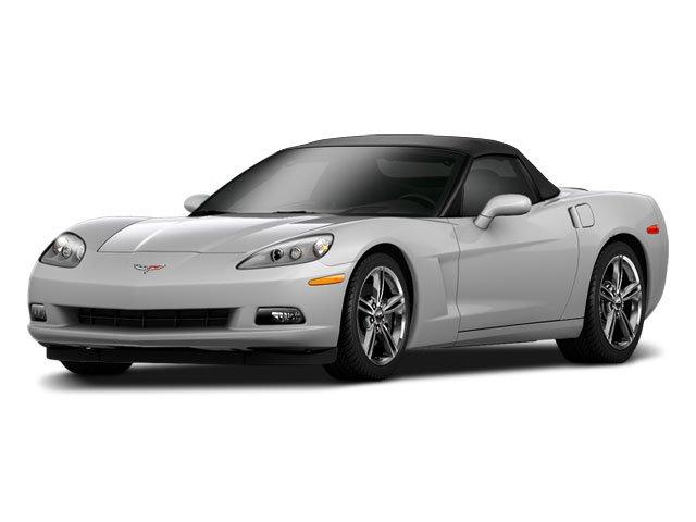 2010 Chevrolet Corvette w3LT LockingLimited Slip Differential Rear Wheel Drive Power Steering