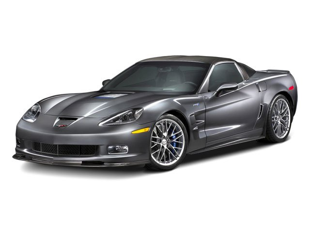 2010 Chevrolet Corvette ZR1 w/3ZR