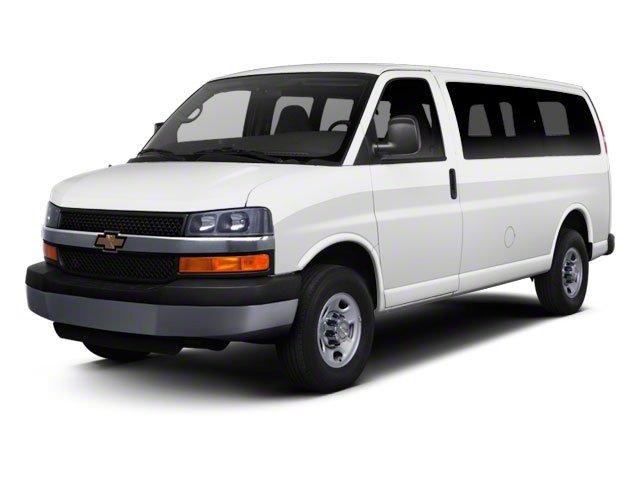 2010 Chevrolet Express Passenger LS