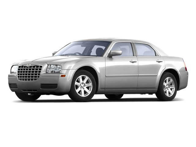 2010 Chrysler 300 Touring Signature High Output Rear Wheel Drive Power Steering Tires - Front Al