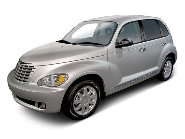 2010 Chrysler PT Cruiser Classic 4DR WGN Front Wheel Drive Power Steering ABS 4-Wheel Disc Brake
