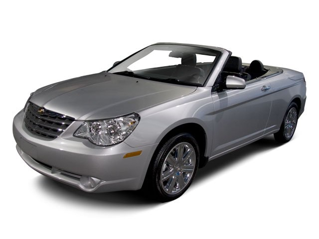 2010 Chrysler Sebring LX Front Wheel Drive Power Steering ABS 4-Wheel Disc Brakes Steel Wheels