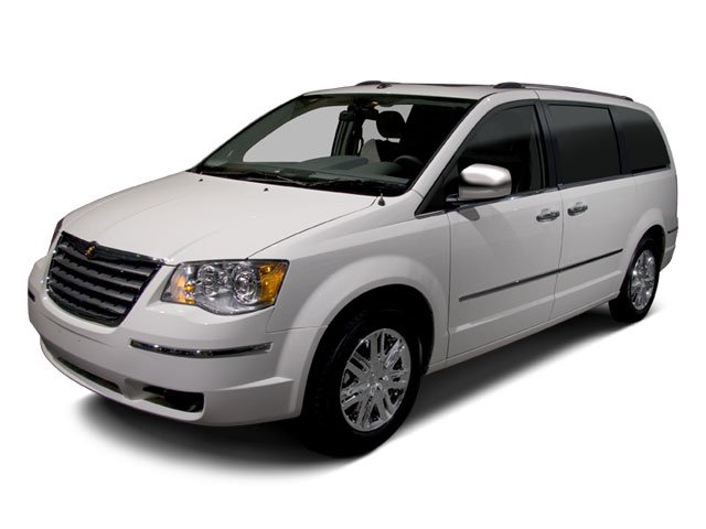 2010 Chrysler Town  Country LX Front Wheel Drive Power Steering 4-Wheel Disc Brakes Steel Wheel