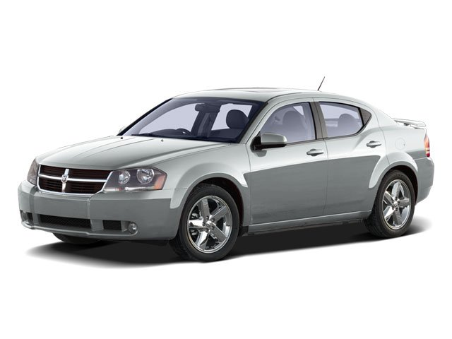 2010 Dodge Avenger RT Front Wheel Drive Power Steering ABS 4-Wheel Disc Brakes Aluminum Wheels