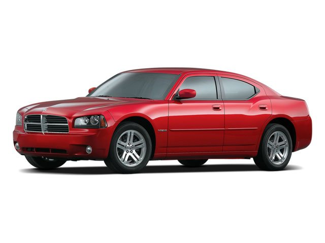 2010 Dodge Charger  Rear Wheel Drive Power Steering 4-Wheel Disc Brakes Aluminum Wheels Tires -