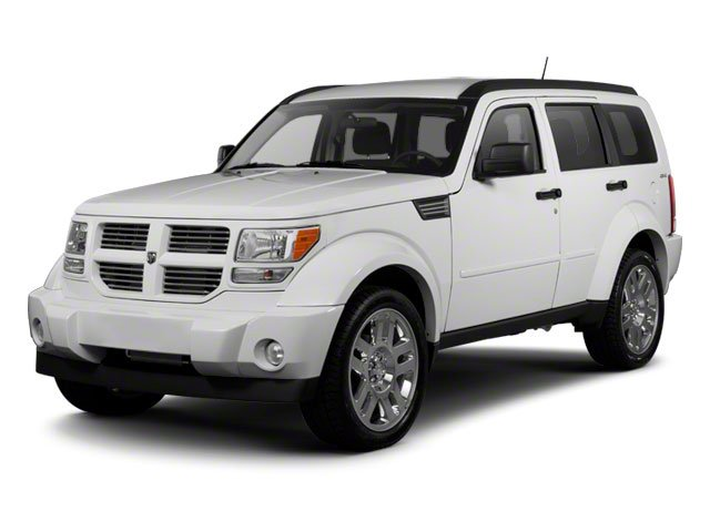 2010 Dodge Nitro Heat Rear Wheel Drive Temporary Spare Tire Power Steering Chrome Wheels Tires