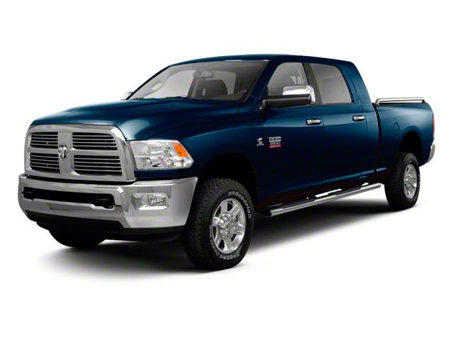 2010 Dodge Ram 2500 BIG HORN LockingLimited Slip Differential Four Wheel Drive Tow Hitch Power