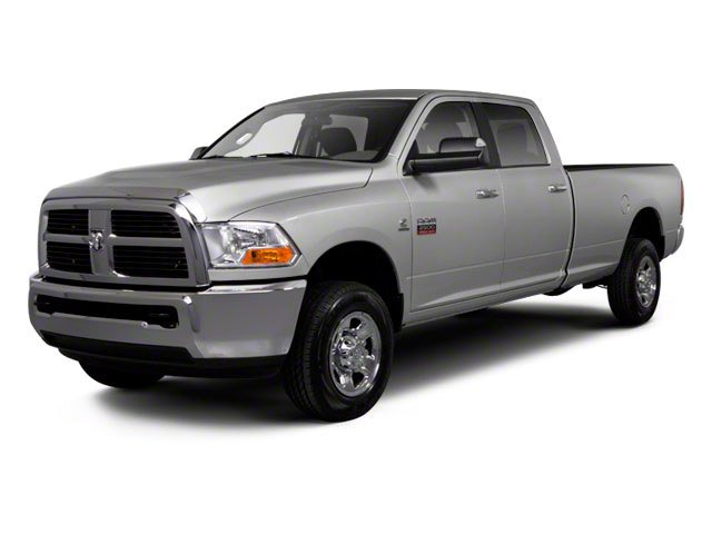 2010 Dodge Ram 2500 SLT Tinted glass  LT26570R17E all-season BSW tires  17 steel spare wheel