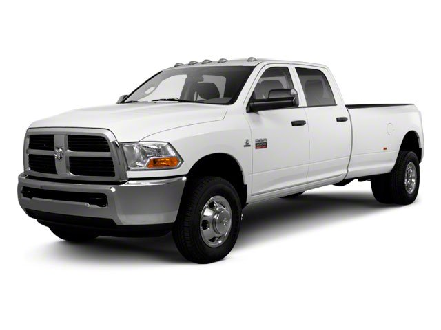 2010 Dodge Ram 3500  Turbocharged LockingLimited Slip Differential Dual Rear Wheels Rear Wheel
