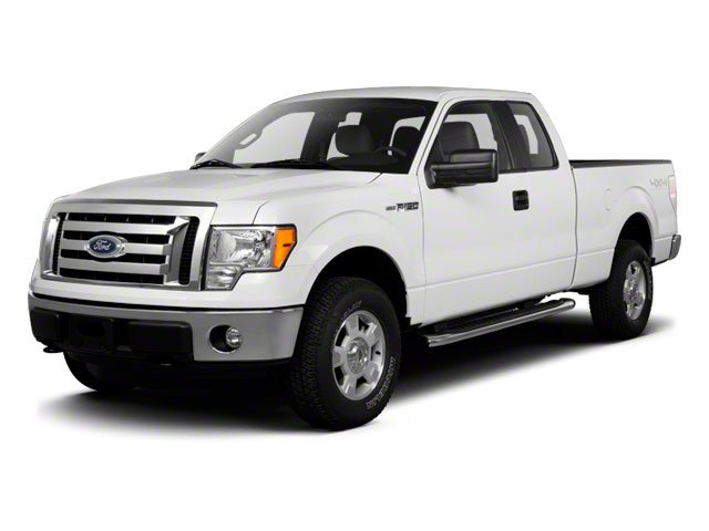 2010 Ford F-150 XLT Rear Wheel Drive Power Steering 4-Wheel Disc Brakes Tires - Front All-Terrai