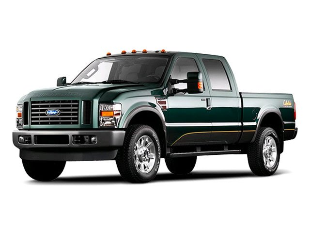 2010 Ford Super Duty F-350 SRW 4WD SuperCab 142 XLT Four Wheel Drive Tow Hitch Tow Hooks Power