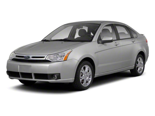 2010 Ford Focus 4dr Sedan SE Sedan Front Wheel Drive Power Steering Front DiscRear Drum Brakes