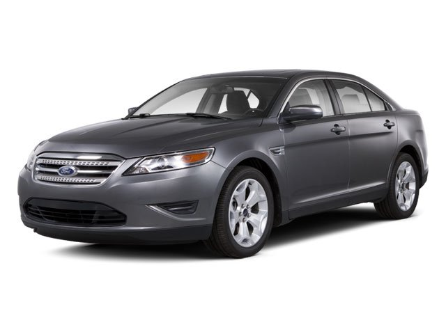 2010 Ford Taurus SEL All Wheel Drive Power Steering ABS 4-Wheel Disc Brakes Brake Assist Tires
