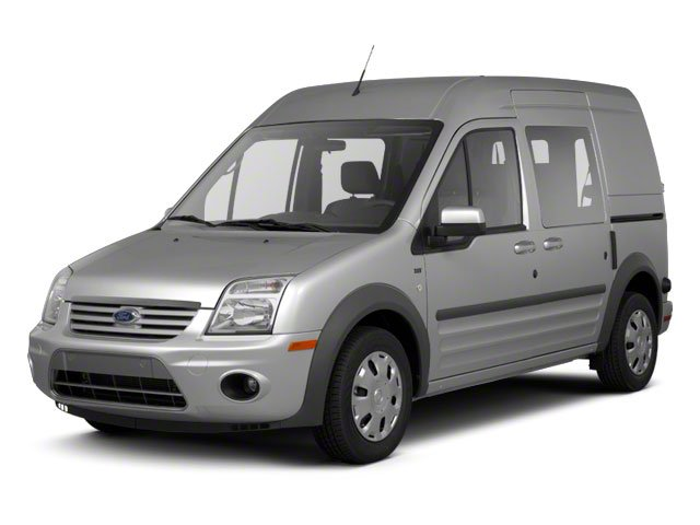 2010 Ford Transit Connect Wagon XLT Front Wheel Drive Power Steering Front DiscRear Drum Brakes