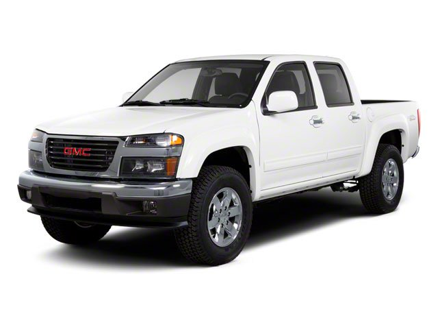 2010 GMC Canyon SLE1