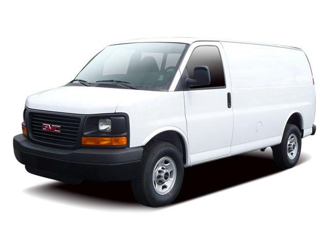 2010 GMC Savana Cargo Van Work Van