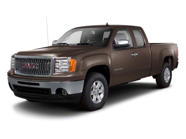 2010 GMC Sierra 1500 SLE Four Wheel Drive Power Steering ABS Front DiscRear Drum Brakes Chrome