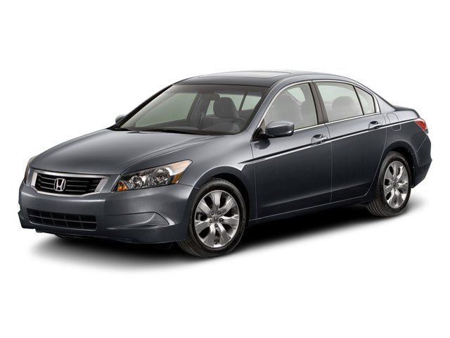 2010 Honda Accord Sdn EX 160-Watt AMFM6-Disc In-Dash Audio System6 SpeakersAMFM radioCD playe