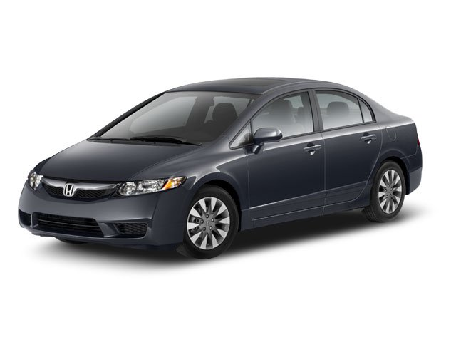 2010 Honda Civic Sedan EX-L