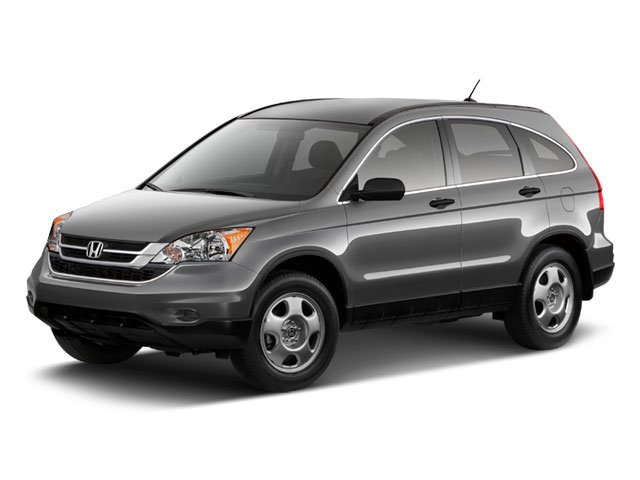 2010 Honda CR-V LX Front Wheel Drive Power Steering 4-Wheel Disc Brakes Steel Wheels Tires - Fr